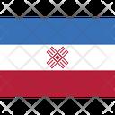 Flag Country Mari El Icon