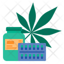 Marijuana Organic Natural Icon