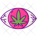 Marijuana Allergy Allergy Eyes Icon