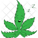Marijuana Are Sleeping Icon