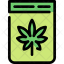 Marijuana Bag Icon