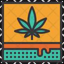 Marijuana Brownie Icon