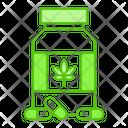 Marijuana Capsule Icon