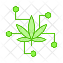 Marijuana Ingredient Compound Icon