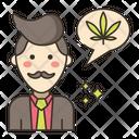 Marijuana Consultant Icon