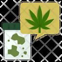 Marijuana Drying Icon