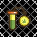 Marijuana Extraction Icon