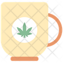 Marijuana Mug Icon
