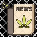 Marijuana News Icon