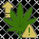 Marijuana Overdose Icon