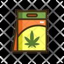 Marijuana Packaging Icon