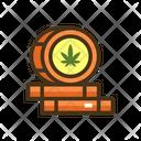 Marijuana Prices Icon