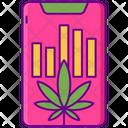 Marijuana Stocks Icon