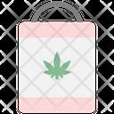 Marijuana Store Icon