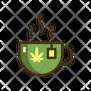 Marijuana Tea Icon