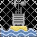 Marine environment monitoring Icon