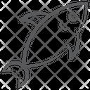 Marine Fish Specie Creature Icon
