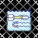 Marine Magnetometer Icon