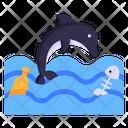 Water Pollution Ocean Pollution Landfill Icon