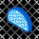 Marine Reef Isometric Icon