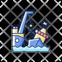Marine Salvage Icon
