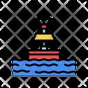 Marine Tower Icon
