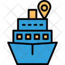 Marine Traffic Ship Finder Ship Tracking Icon