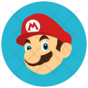 Super Mario Character Icon