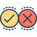 Mark Check Tick Icon