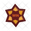 Win Mark Square Icon