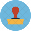 Mark Stamp Paper Icon
