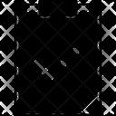 Achievement Goal Checkmark Icon