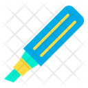 Highlighter Stationary Tool Stationary Icon
