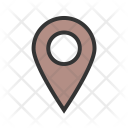 Marker Location Pin Icon
