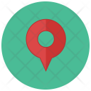Navigation Indicator Marker Icon