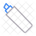 Marker Highlighter Stationary Icon