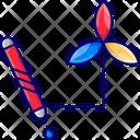 Logotypem Marker Color Picker Icon
