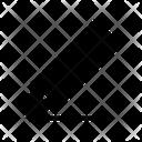 Marker Highlighter Line Icon