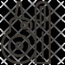 Marker Cutter Design Icon