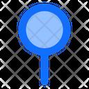 Marker Pin Location Icon