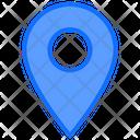 Marker Location Locator Icon