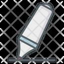 Marker Underline Highlighter Icon