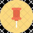 Marker Pin Pushpin Icon