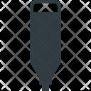 Marker Design Handcraft Icon