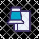 Marker Pin Icon
