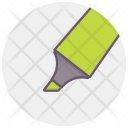 Marker Sketchpen Highlighter Icon
