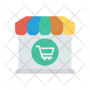 Market Shop Ecommerce Icon
