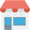 Market Retail Shop Icon