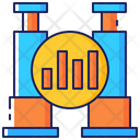 Market Chart Business Icon