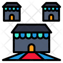 Market Bazaar Trade Icon
